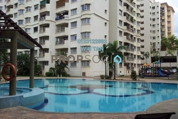 For Rent Condominium at Puncak Seri Kelana, Ara Damansara Freehold Unfurnished 3R/2B 1.5k