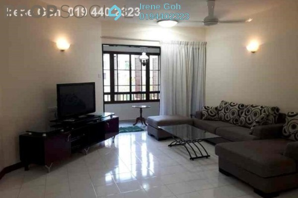 For Rent Condominium at Bellisa Court, Pulau Tikus Freehold Fully Furnished 3R/2B 3.5k