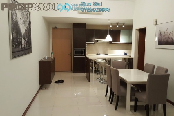 For Sale Condominium at Suasana Sentral Loft, KL Sentral Freehold Fully Furnished 1R/1B 895k
