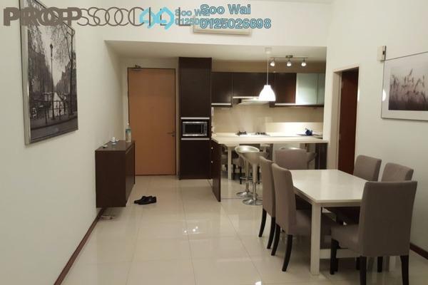 For Sale Condominium at Suasana Sentral Loft, KL Sentral Freehold Fully Furnished 1R/1B 895k