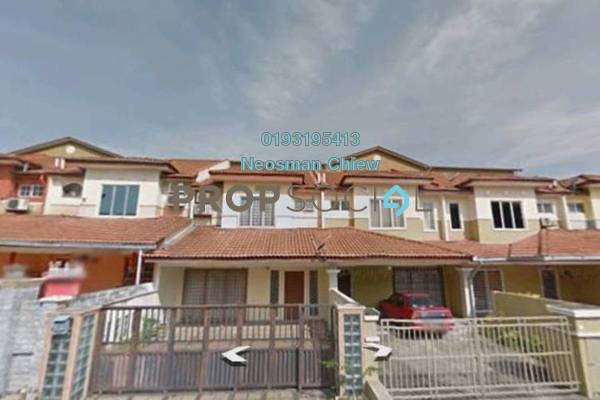 For Sale Terrace at Taman Sri Bayu, Rawang Freehold Unfurnished 4R/3B 600k