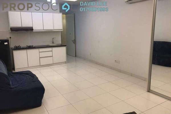For Rent SoHo/Studio at Neo Damansara, Damansara Perdana Freehold Fully Furnished 1R/1B 1.25k
