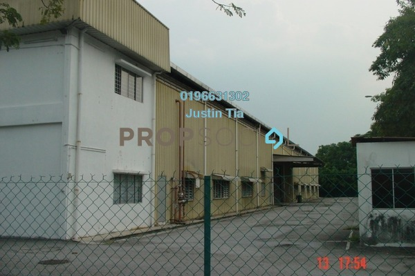 For Rent Factory at Taman Perindustrian KIP, Kepong Freehold Semi Furnished 0R/0B 40.2k