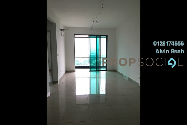 For Rent Condominium at The Vyne, Sungai Besi Freehold Semi Furnished 3R/2B 1.5k