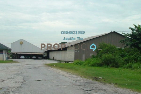 For Rent Factory at Taman Perindustrian KIP, Kepong Freehold Semi Furnished 0R/0B 15k