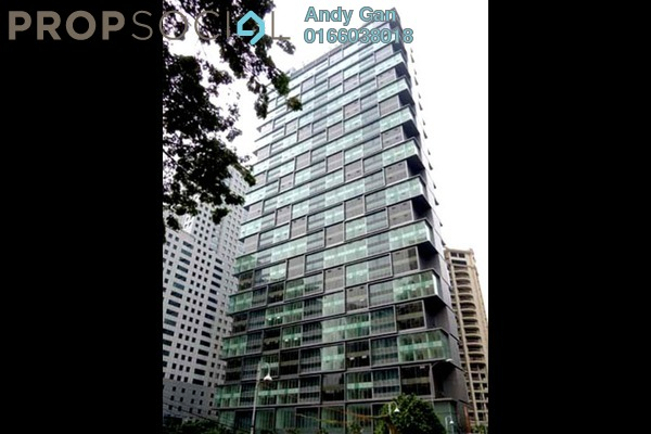 For Rent Serviced Residence at Vipod Suites, KLCC Freehold Fully Furnished 1R/1B 3.6k