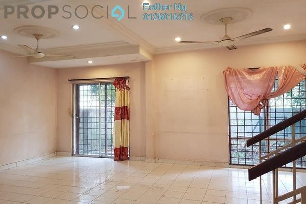 For Rent Terrace at Taman Tasik Prima, Puchong Freehold Unfurnished 4R/3B 1.3k