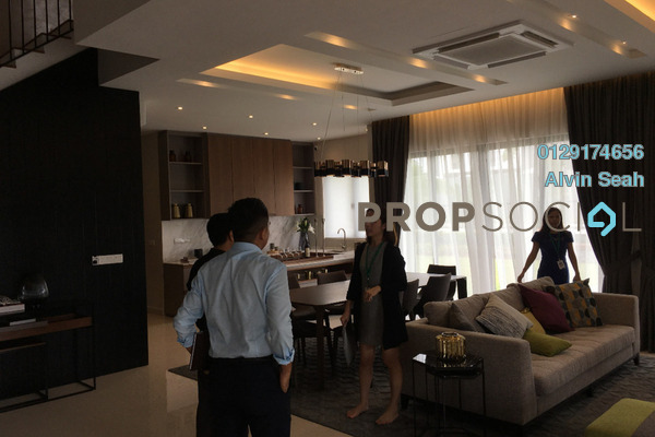 For Sale Semi-Detached at BSC Waterfront, Bandar Seri Coalfields Freehold Unfurnished 4R/5B 1.2m