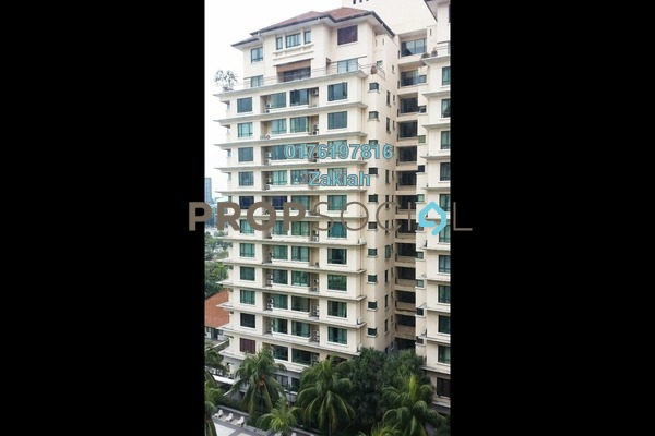 For Rent Condominium at Sri Acappella, Shah Alam Freehold Semi Furnished 3R/2B 2.2k