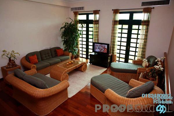 For Sale Bungalow at Kota Warisan, Sepang Freehold Semi Furnished 7R/6B 2.5m