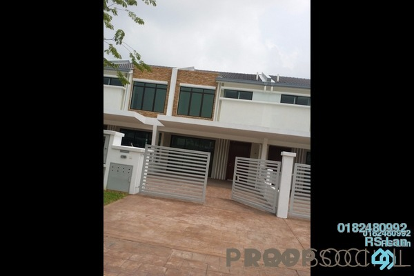 For Sale Terrace at Ceria Residences, Cyberjaya Freehold Unfurnished 4R/3B 780k