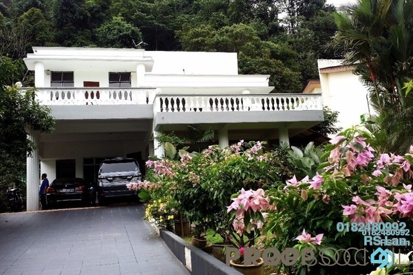 For Sale Bungalow at Taman TAR, Ampang Freehold Semi Furnished 4R/4B 3.9m