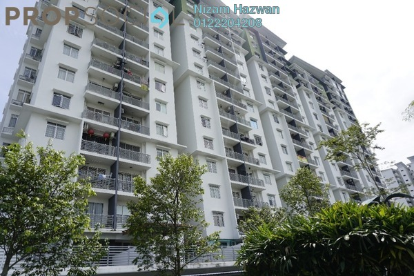 For Sale Condominium at Pearl Avenue, Kajang Freehold Unfurnished 3R/2B 410k