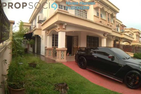 For Sale Semi-Detached at Section 13, Shah Alam Freehold Semi Furnished 5R/4B 1.18m