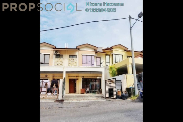 For Sale Terrace at Puteri Heights, Rawang Freehold Unfurnished 4R/3B 450k