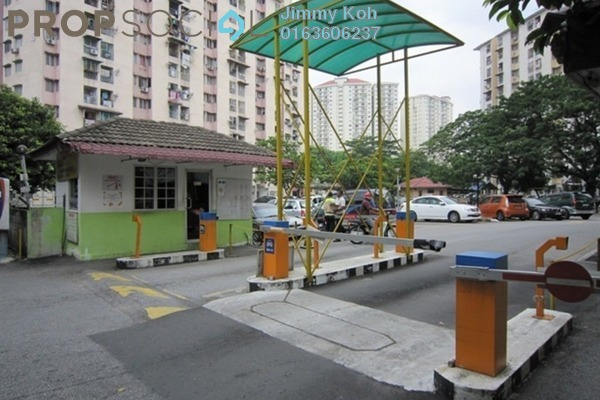 For Rent Apartment at Teratai Mewah Apartment, Setapak Freehold Unfurnished 3R/1B 900translationmissing:en.pricing.unit