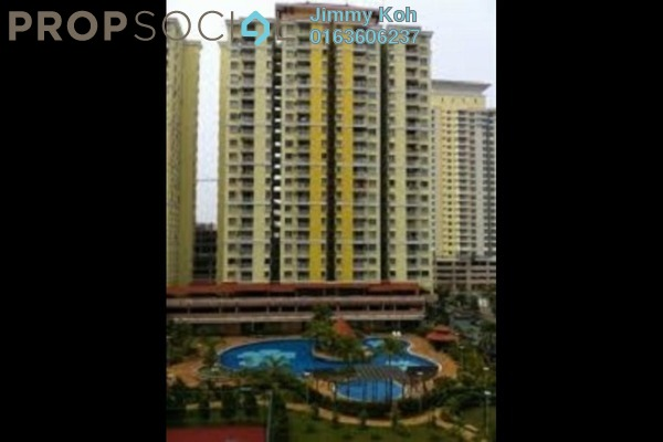 For Rent Condominium at Platinum Lake PV10, Setapak Freehold Fully Furnished 4R/2B 1.7k