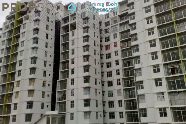 For Rent Condominium at Midfields, Sungai Besi Freehold Semi Furnished 3R/2B 1.4k