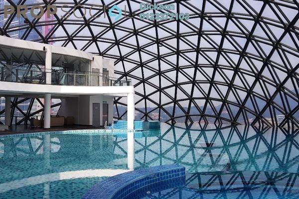 For Sale Duplex at Sphere Damansara, Damansara Damai Freehold Semi Furnished 1R/2B 320k