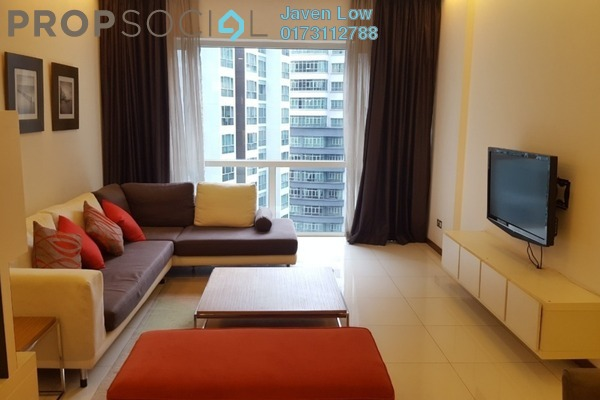 For Sale Condominium at Suasana Sentral Loft, KL Sentral Freehold Fully Furnished 3R/3B 1.48m