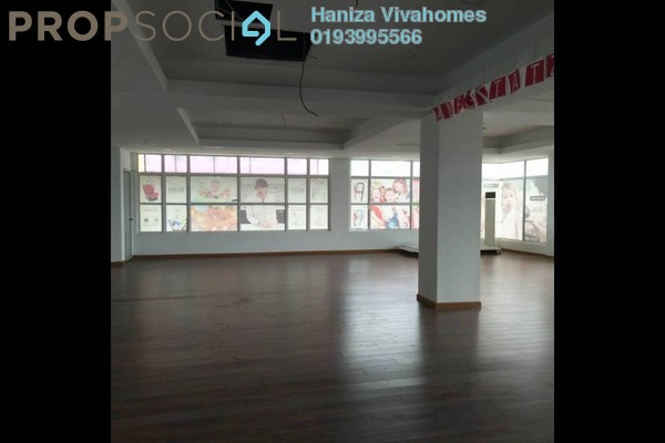 For Rent Office at Ukay Boulevard, Ukay Freehold Unfurnished 0R/1B 3.8k