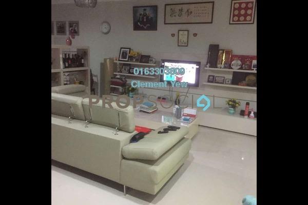 For Sale Terrace at Alam Nusantara, Setia Alam Freehold Semi Furnished 4R/3B 730k