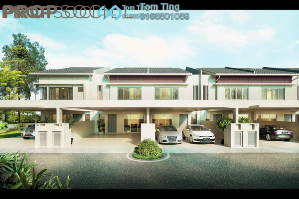 For Sale Terrace at Rimba Residensi, Seremban 2 Freehold Unfurnished 5R/4B 564k
