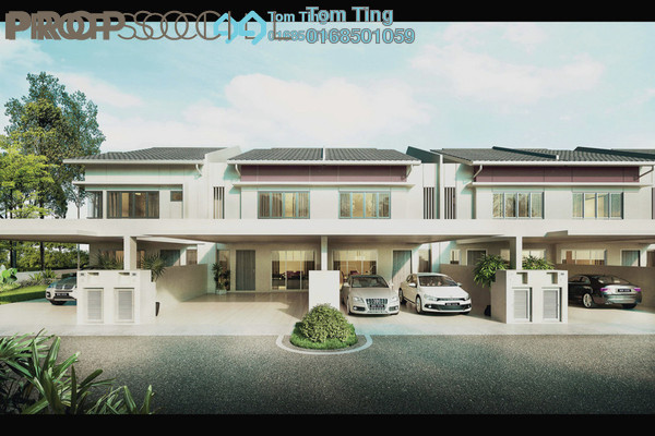 For Sale Terrace at Aviva Green, Seremban 2 Freehold Unfurnished 5R/4B 563.9千