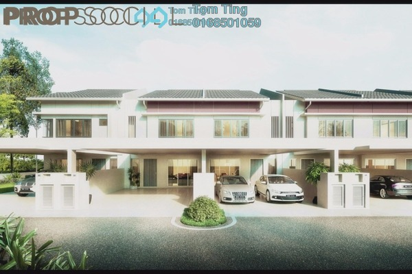 For Sale Terrace at Taman College Heights, Seremban Freehold Unfurnished 5R/4B 564k