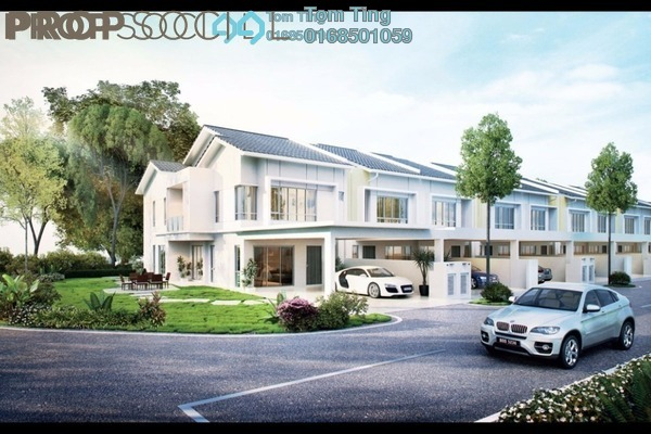 For Sale Terrace at PD Villa Country Resort, Port Dickson Freehold Unfurnished 5R/4B 564k