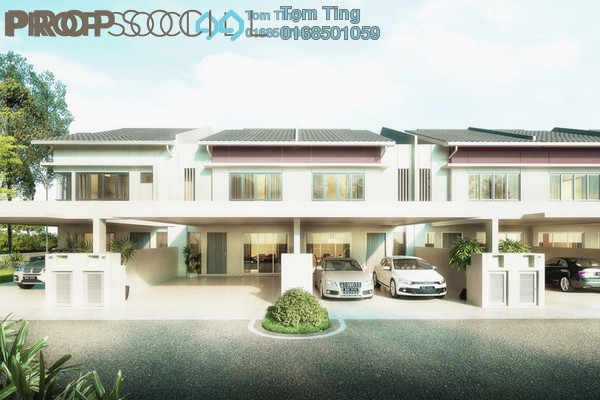 For Sale Terrace at Templer Business Park, Seremban Leasehold Unfurnished 5R/4B 564k
