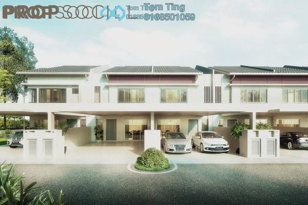 For Sale Terrace at Segar, Bandar Ainsdale Freehold Unfurnished 5R/4B 564k