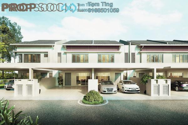 For Sale Terrace at Teluk Kemang, Port Dickson Freehold Unfurnished 5R/4B 564k