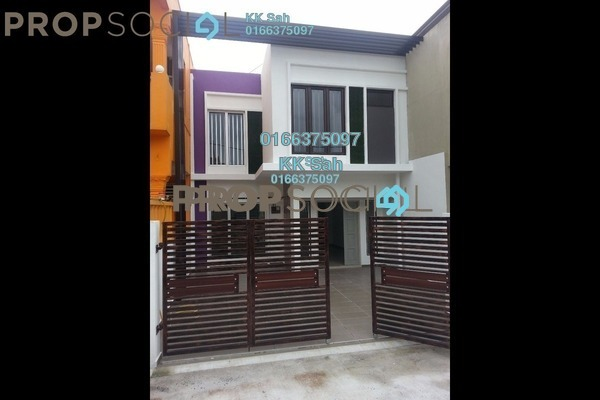 For Sale Link at Bandar Teknologi Kajang, Semenyih Freehold Semi Furnished 4R/3B 518k