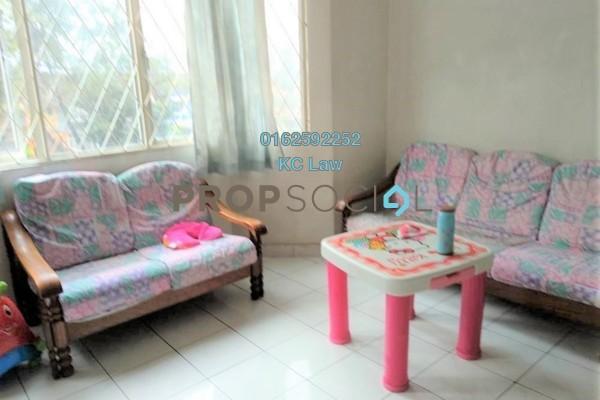 For Rent Condominium at Kelana Puteri, Kelana Jaya Freehold Fully Furnished 3R/2B 1.6k