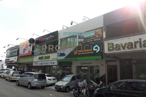 For Rent Shop at SS2, Petaling Jaya Freehold Unfurnished 0R/0B 7k