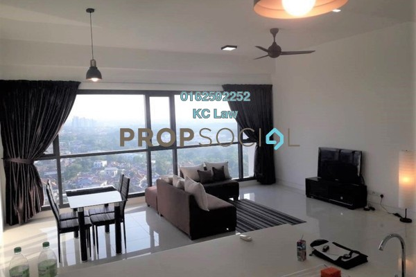 For Rent Condominium at Tropicana Gardens, Kota Damansara Freehold Fully Furnished 3R/3B 4.5k