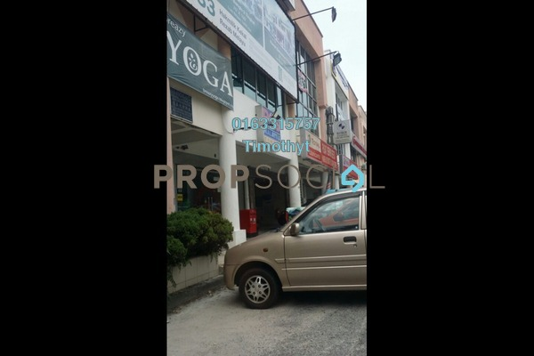 For Rent Office at Bandar Teknologi Kajang, Semenyih Freehold Semi Furnished 3R/1B 4.8k