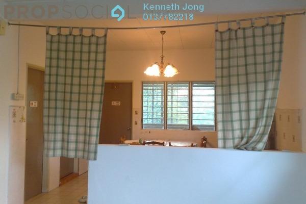 For Rent Townhouse at Seksyen 32, Bukit Rimau Freehold Semi Furnished 3R/2B 1.49k
