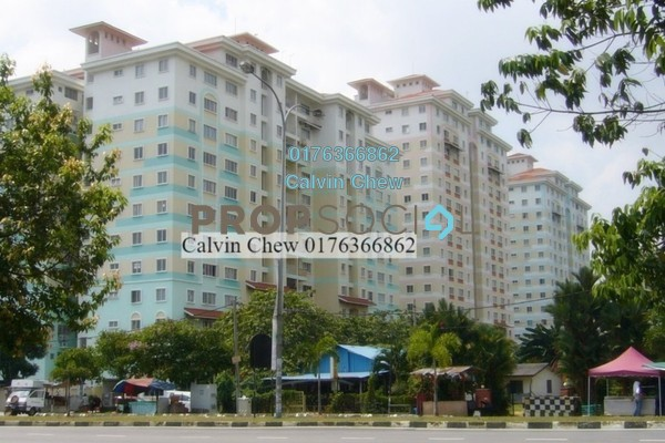 For Sale Condominium at Vista Prima, Puchong Freehold Unfurnished 3R/0B 232k