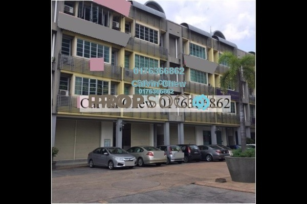 For Sale Office at 8 Avenue, Petaling Jaya Leasehold Unfurnished 0R/2B 369k
