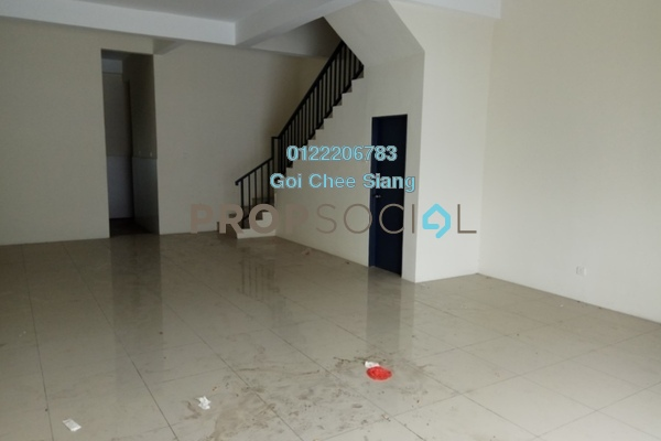 For Sale Terrace at Kampung Rawang Tin, Rawang Leasehold Unfurnished 5R/5B 670k