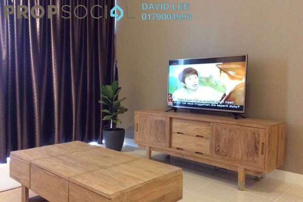 For Rent Condominium at Reflection Residences, Mutiara Damansara Freehold Fully Furnished 3R/2B 3k