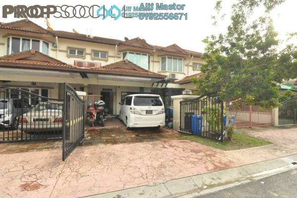 For Sale Terrace at Subang Galaxy, Subang Freehold Unfurnished 4R/3B 620k
