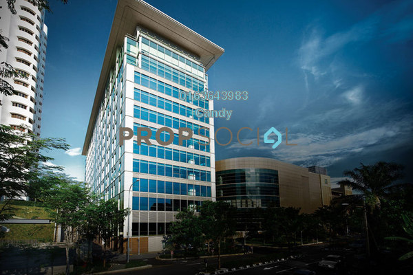 For Rent Office at Menara BRDB, Bangsar Freehold Unfurnished 0R/0B 16k