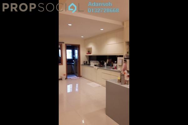 For Sale Terrace at SD8, Bandar Sri Damansara Freehold Semi Furnished 4R/3B 1.15m