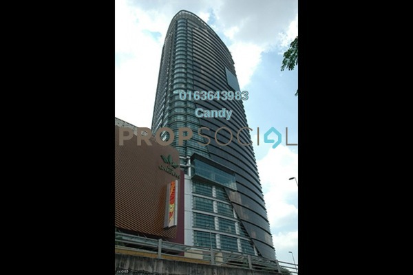 For Rent Office at The Gardens, Mid Valley City Freehold Unfurnished 0R/0B 18.6k