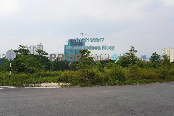For Sale Land at Taman Tiara Titiwangsa, Setapak Freehold Unfurnished 0R/0B 1.33m