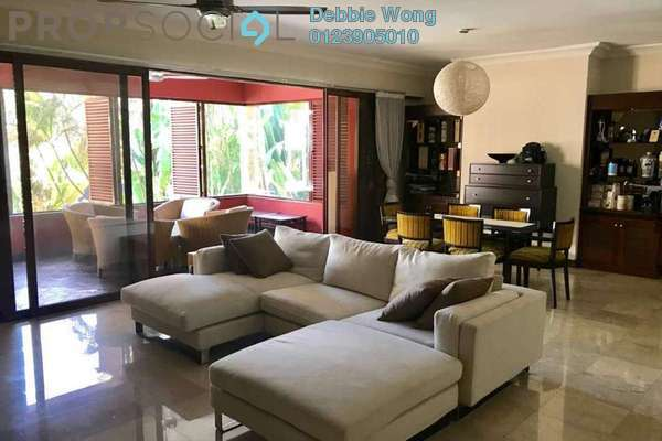 For Rent Condominium at Seri Duta I, Kenny Hills Freehold Fully Furnished 2R/3B 5k