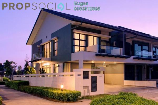 For Sale Terrace at Bandar Sunway Semenyih, Semenyih Freehold Unfurnished 4R/4B 690k